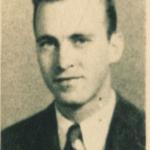 James Dickson Phillips photograph, taken in 1948