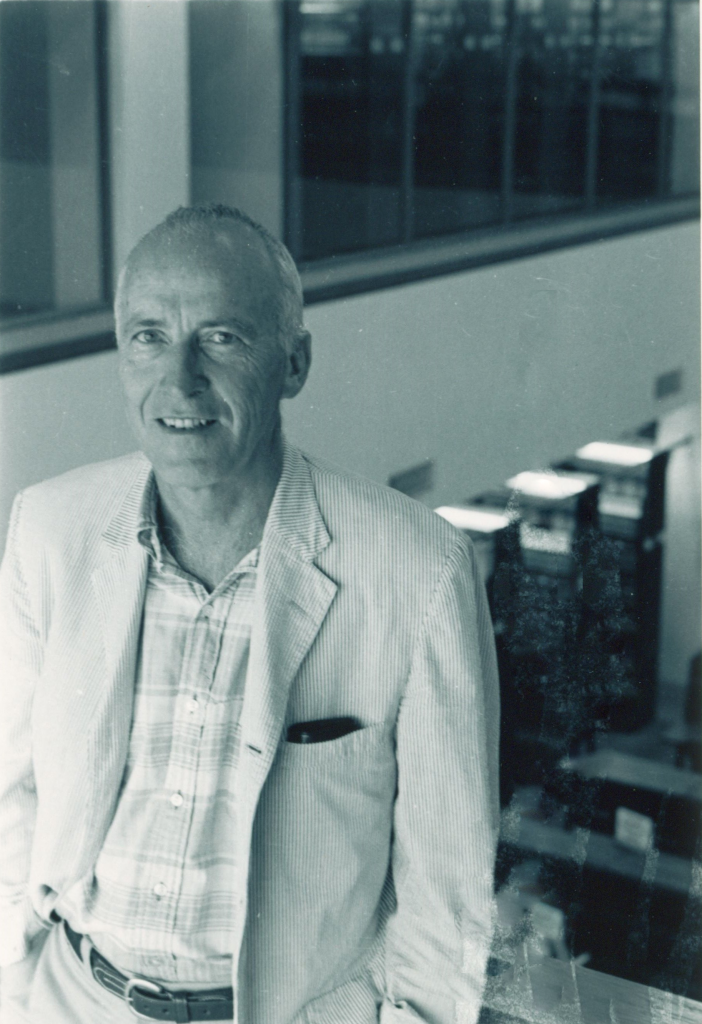 Professor Phillips, Summer 1977